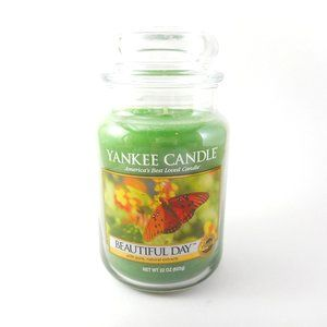 Yankee Candle Beautiful Day Large Candle 22 oz